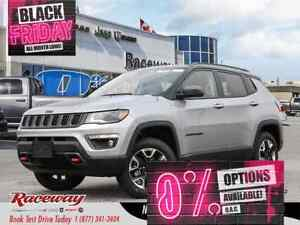 2018 Jeep Compass Trailhawk | LEATHER | BEATS AUDIO | SUNROOF |