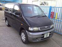 1996 mazda bongo 2.5 diesel auto, spares repairs, export