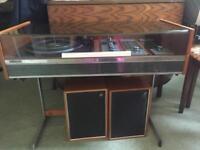 Record player (Decca)