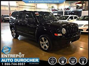 2016 Jeep Patriot AUTOMATIQUE AWD CUIR TOIT OUVRANT UCONNECT