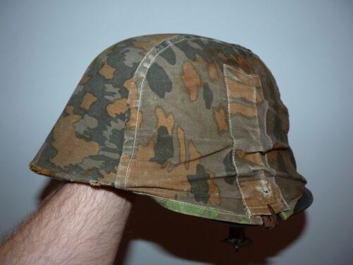 Elite camo helmet cover