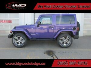 2017 Jeep Wrangler SAHARA AUTOMATIC 2 DOOR