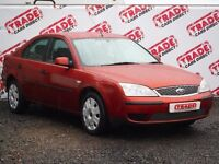 FORD MONDEO LX ***MOT 27TH MARCH 2017***