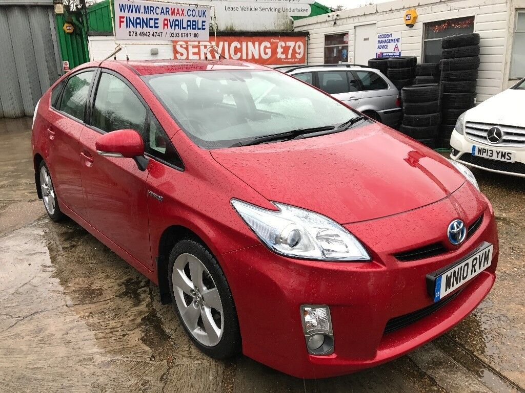 Finance 175 Per Month 2010 Toyota Prius T4 Hybrid Auto Ideal For