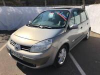 Renault Megane Scenic Priviledge 2.0, Panoramic Sunroof, Air Con, Alloys, 12 Month Mot, Warranty