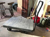 Heavy Duty Trolley with detachable Handle