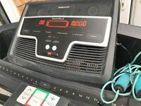 NordicTrack Treadmill T9 Si
