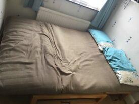 Double size futon/sofa bed
