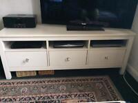IKEA HEMNES 3 Drawer TV Unit