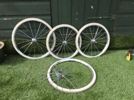 Silver cross Kensington pram wheels