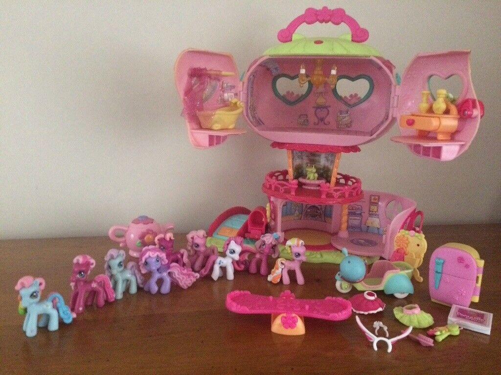 My Little Pony Balloon House