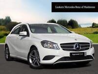Mercedes-Benz A Class A180 BLUEEFFICIENCY SPORT (white) 2014-07-21
