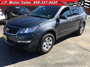 2013 Chevrolet Traverse LS, Automatic, Reverse Camera, AWD