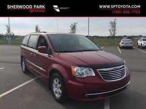 2012 Chrysler Town  Country Touring