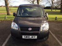 1 Owner Fiat DOBLO (2010) Full Service History MOT Hpi Clear - P/x Welcome