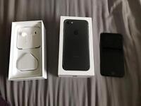 iPhone 7 Matte Black Unlocked 128GB