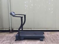 Treadmill, easy to use, foldaway exercise machine, 2017
