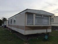 """28x12"""" Static Caravan for sale at £300"""