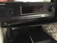 Sonny av receiver with hdmi and optical