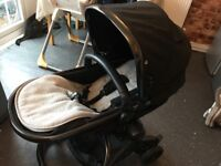 Mothercare orb pushchair/stroller/travel system & car seat adaptors