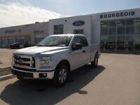 2015 Ford F-150 XLT 4X2 NEW 300A TRAILER TOW PKG