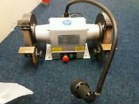 RJH Morrisflex Gryphon bench grinder. Model GR2003T