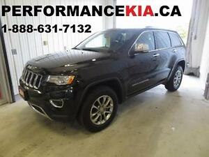 2015 Jeep Grand Cherokee Limited Luxury Group