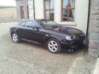 Hyundia coupe (low miles)