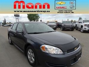 2010 Chevrolet Impala LT - PST paid, Remote start, Dual zone cli