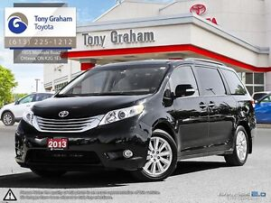 2013 Toyota Sienna XLE 7 Passenger AWD LIMITED