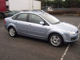 2006 Ford Focus 1.6 Ghia.Only 59k miles from new with FSH.P/X welcome.