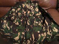 Mens army shirt