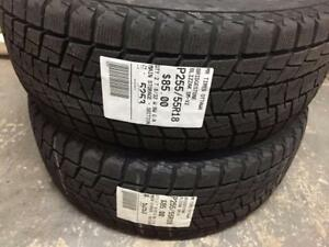 255/55/18 Bridgestone Blizzak DM-V2 (Winter)