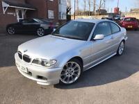 BMW 2004 E46 325CI Coupe M SPORT *Years MOT*