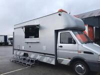 Catering van for Sale ALL READY TO GO