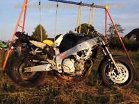 Yamaha FZR1000 3LE  Spiegler Superbike-Umbau ERSATZTEILE Bielefeld - Mitte Vorschau