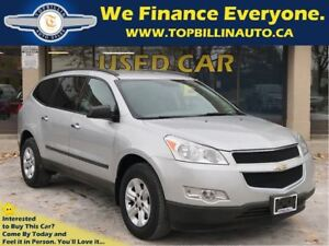 2011 Chevrolet Traverse 2 YEARS POWERTRAIN WARRANTY