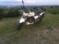 KSR WORX 125 LEARNER READY 66 REG ,OFFERS PX SWAP
