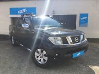 Nissan Navara 2.5 dCi Aventura Crewcab Pickup 2006 4dr - March 2018 MOT and Full Service History