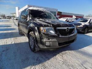 2011 Mazda Tribute GT**CUIR**AWD**6CYL*TOIT OUVRANT TRÈS PROPRE*