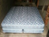 King size double bed, excellent condition