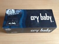 CRY BABY WAH EFFECTS PEDAL GCB-95