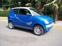 Mega City 100% Electric Car, Free Tax, Free Parking, No Congestion Charge, Free Charging, Automatic