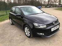 2010 Volkswagen Polo 1.4 SE DSG Low mileage HPI Clear FSH 1 Lady owner