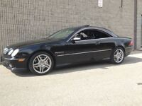 2005 Mercedes-Benz CL55 AMG COUPE -- A.M.G -- 500 H.P MONSTER --