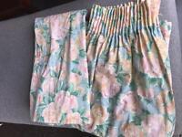 Next Curtains Floral Design