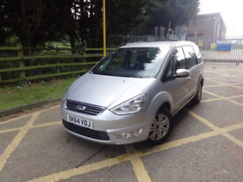 Ford Galaxy Zetec Td ci Auto Diesel 0% FINANCE AVAILABLE