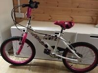 Girls Avico Breeze bike - 18 inch
