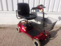 Portable Mobility Scooter. long range batteries 22ah **i can deliver**