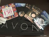 Become a Avon Rep by Skype or FaceTime